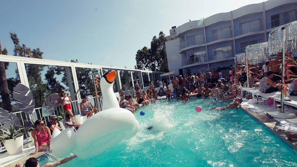 Top 7 Best Pool Parties In Los Angeles In 2020 Video Discotech