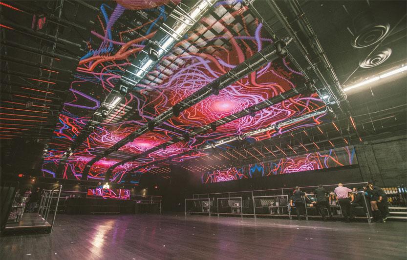 Academy Nightclub dance floor