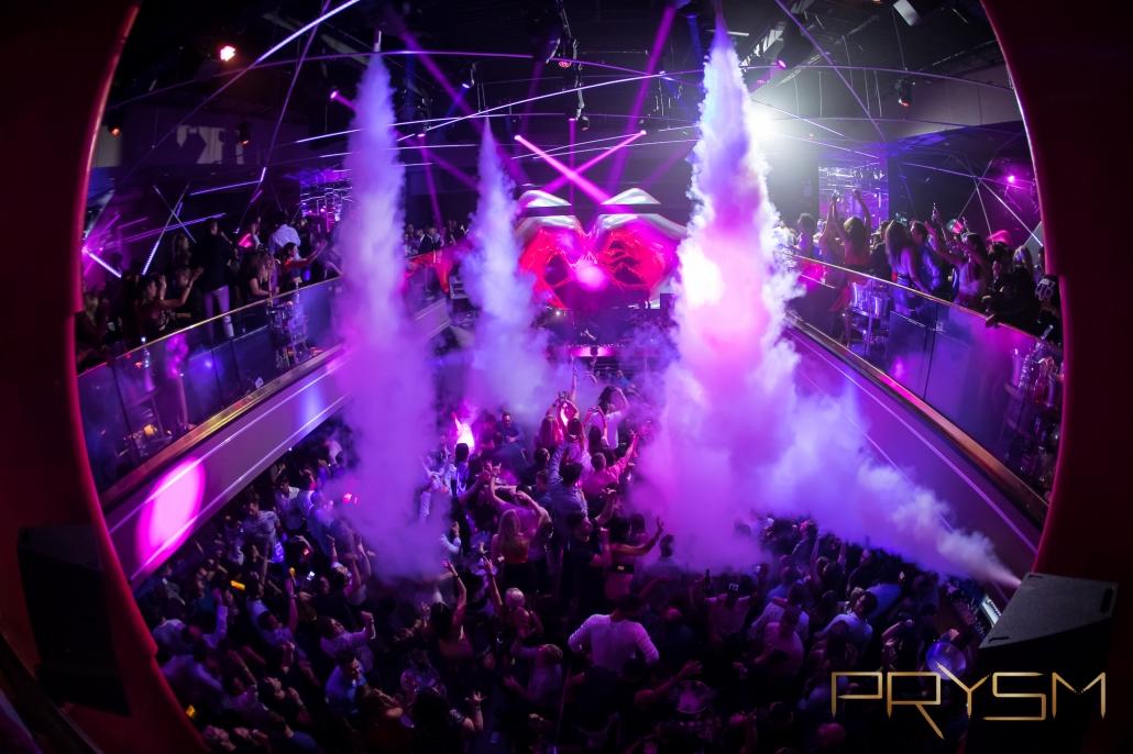 prysm chicago dance floor
