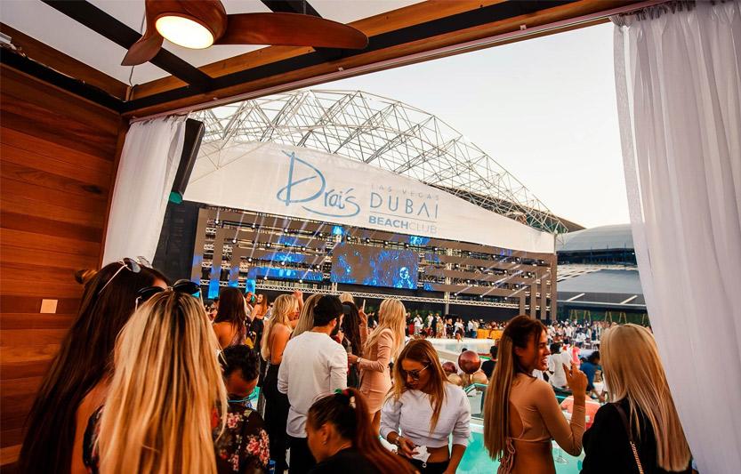 Best Beach Clubs Dayclubs In Dubai 2019 Discotech The 1 Nightlife App