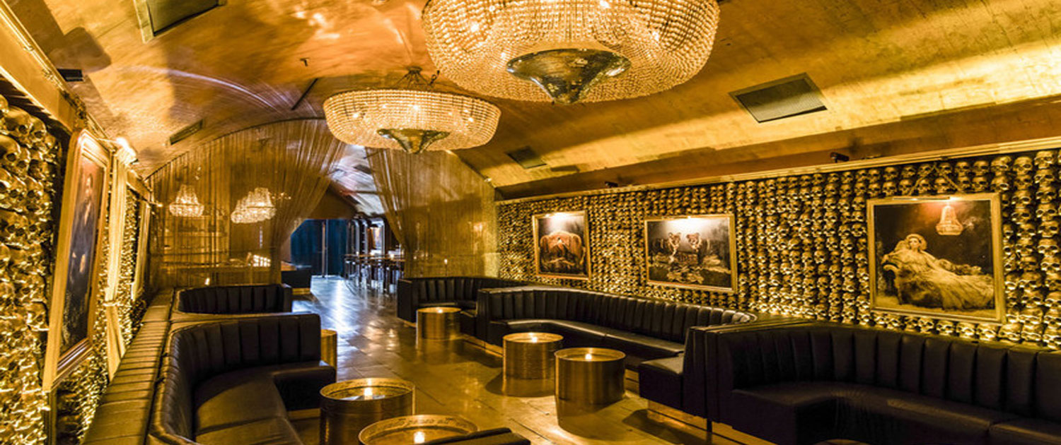 Goldbar - New York City nightclub