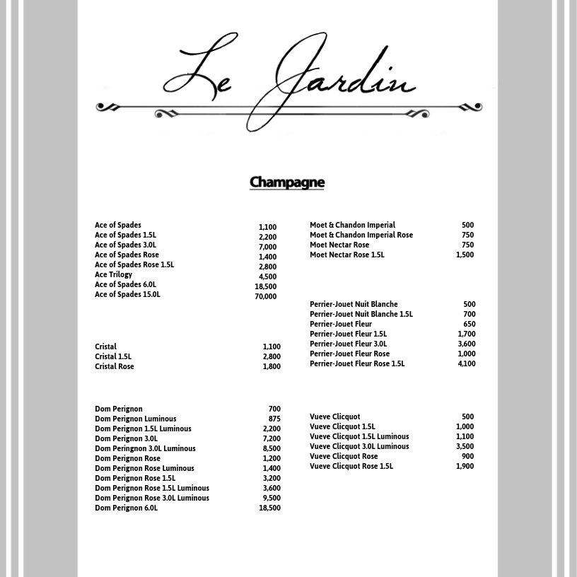 Le Jardin Bottle Service Vip Table Reservations Los Angeles Discotech The 1 Nightlife App