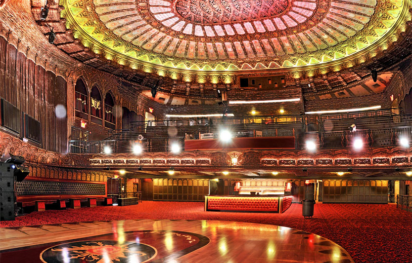 belasco theater, Los Angeles, CA