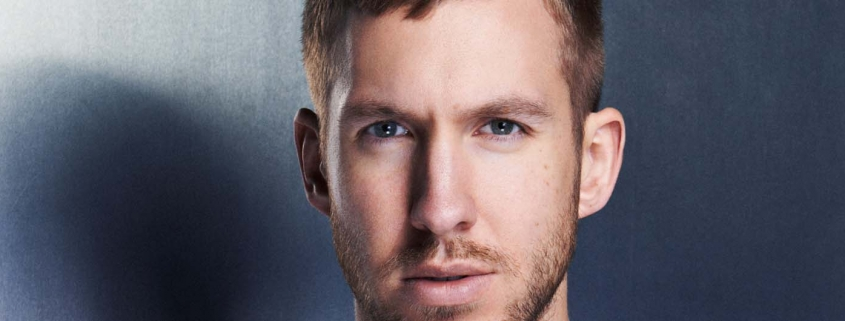 calvin harris portrait