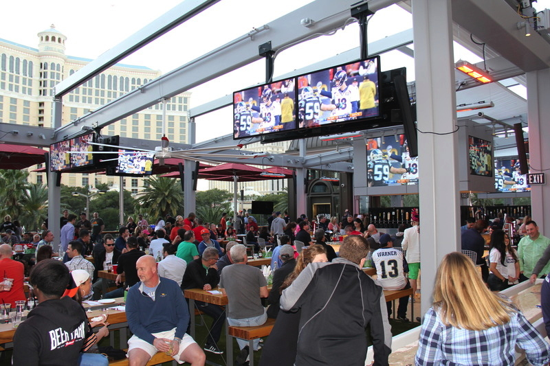 Beer Park at Paris Hotel - Las Vegas, Nevada