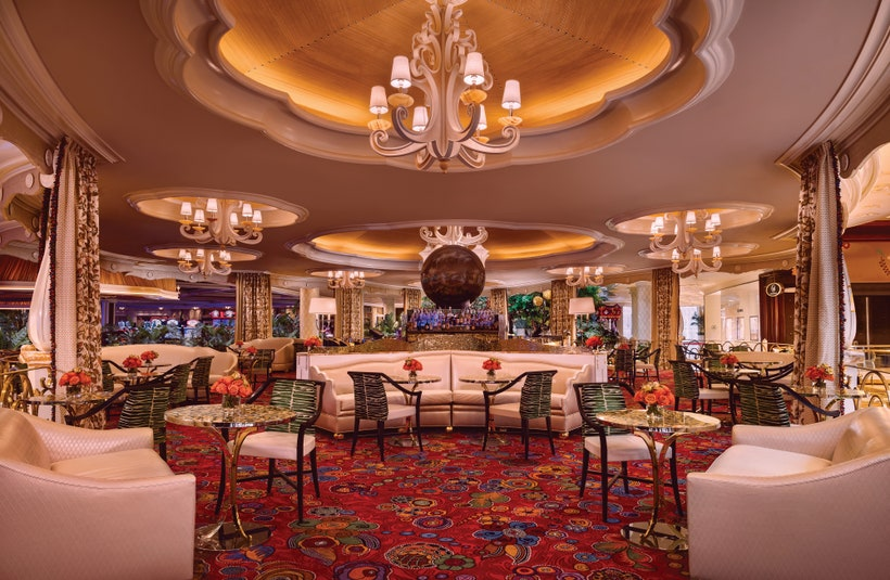 Parasol Up Casino Bar @ the Wynn Las Vegas