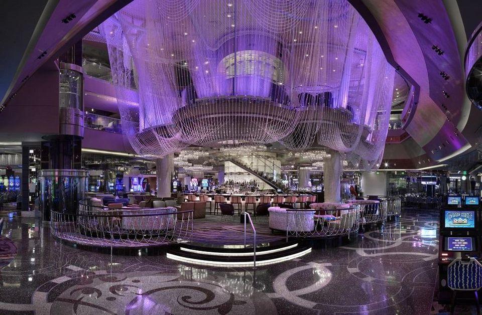Cosmo casino floor