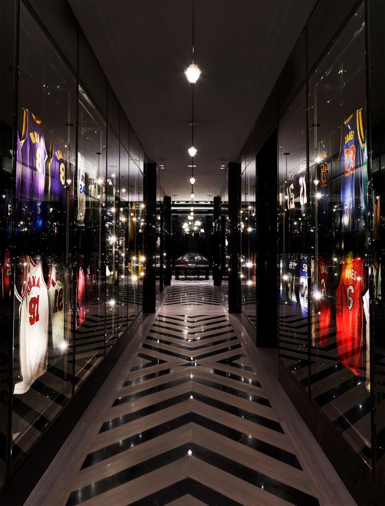 drake's hall of jerseys