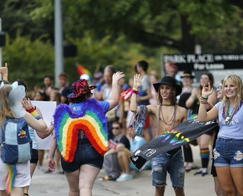 dallas gay pride parade