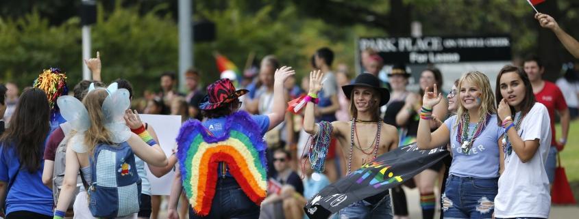 dallas gay pride parade