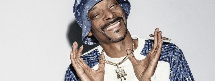 snoop dog portrait