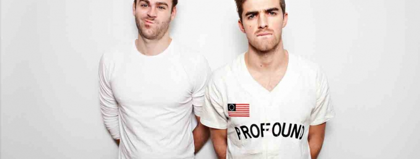 the chainsmokers portrait