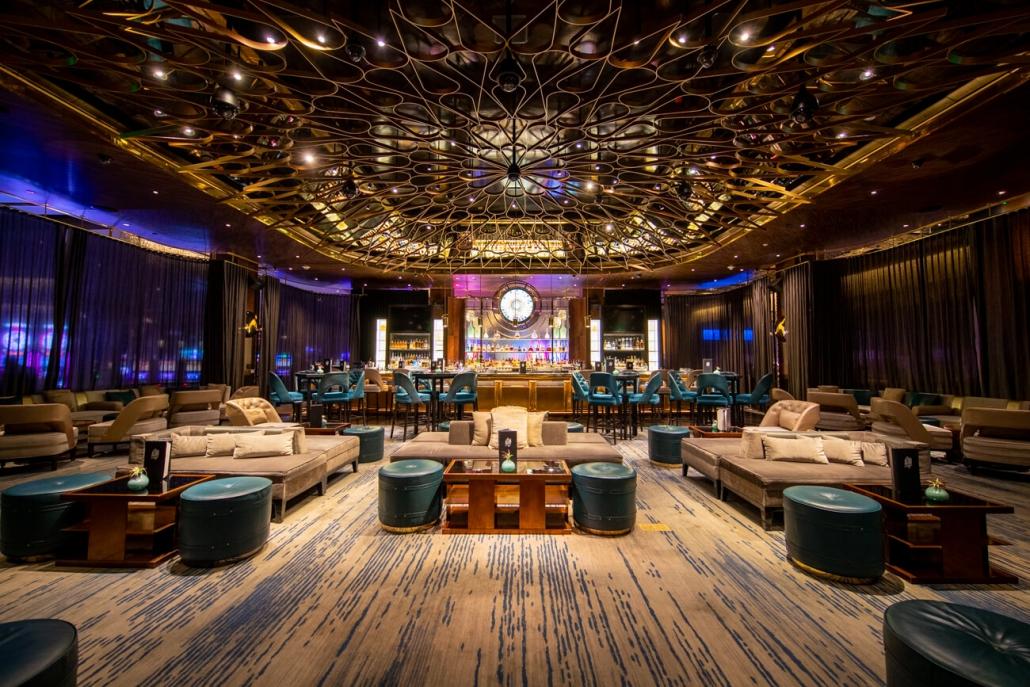 Inside of Alibi Lounge @ Aria, Las Vegas, Nevada