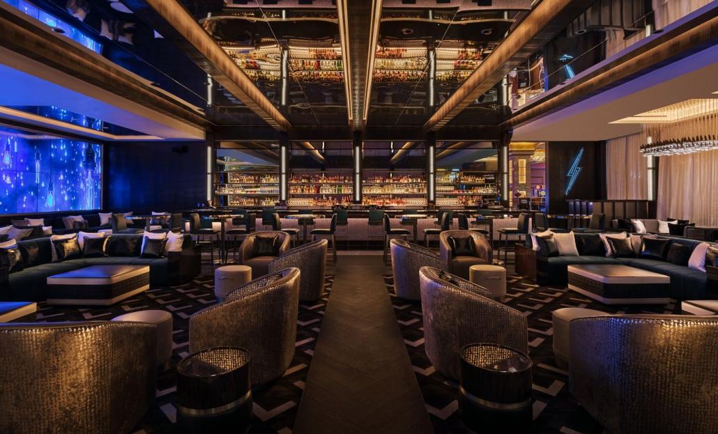 Electra Cocktail Club @ Palazzo, Las Vegas