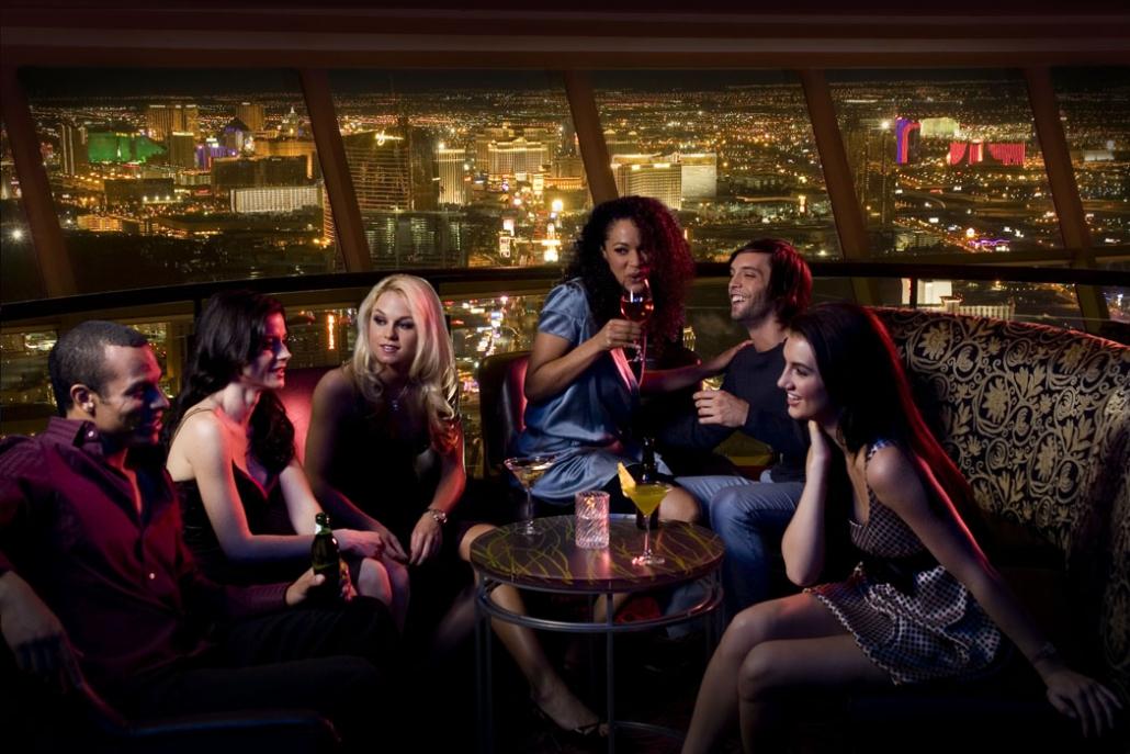 107 SkyLounge @ The Stratosphere - Las Vegas, Nevada