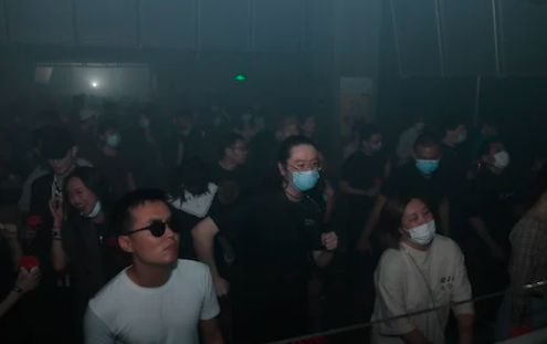 Reopening of clubs in China March 2020