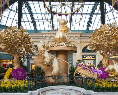 Bellagio Gardens & Conservatory