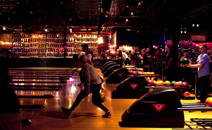 brooklyn bowl lanes, Las Vegas, Nevada
