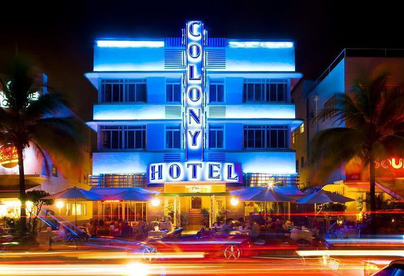 Colony Hotel, Miami