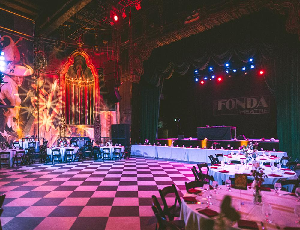 Fonda Theatre, Los Angeles, CA