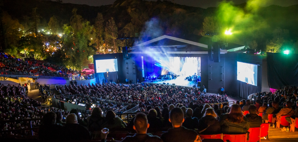 greek theatre audience