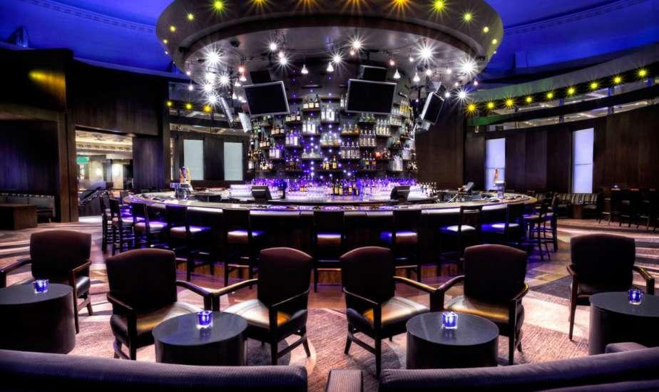 Centrifuge lounge @ MGM Grand, Las Vegas, NV