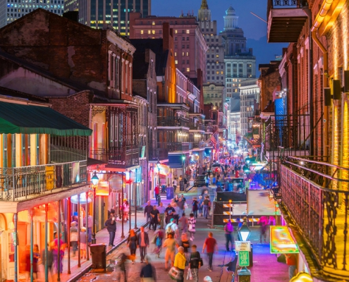New Orleans city