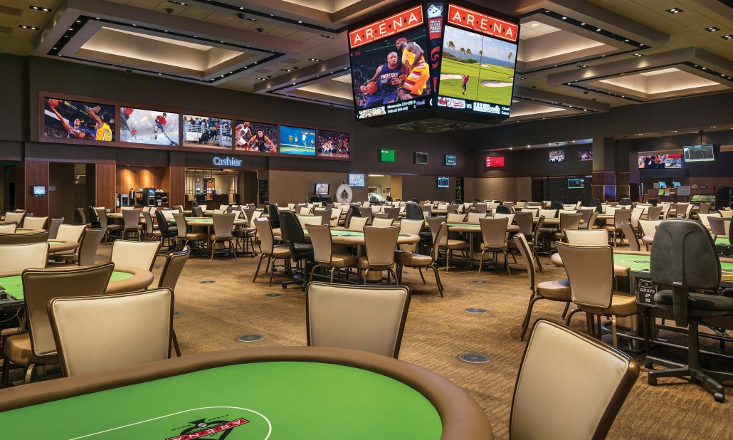 Talking Stick Casino Poker Room, Phoenix, AZ