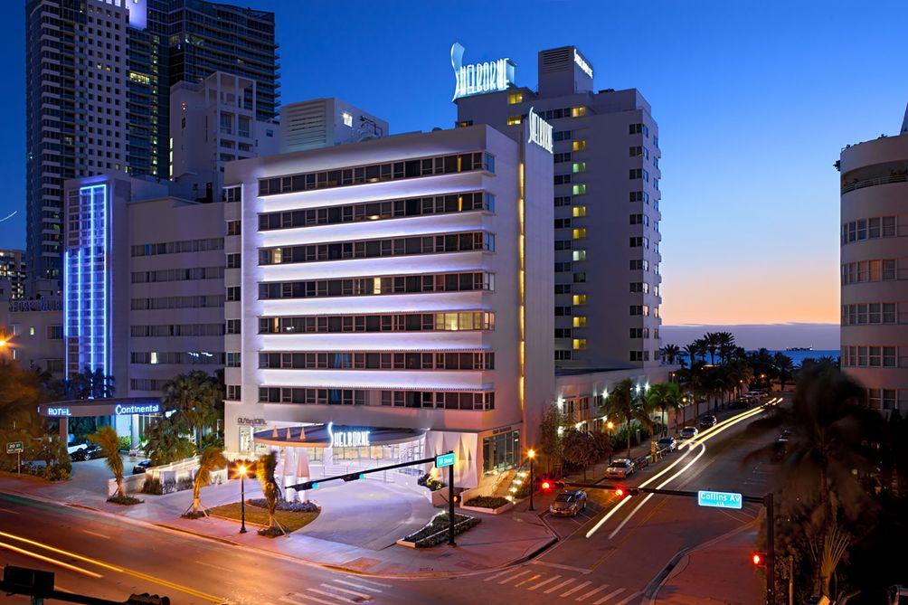 Shelbourne Hotel Miami Beach
