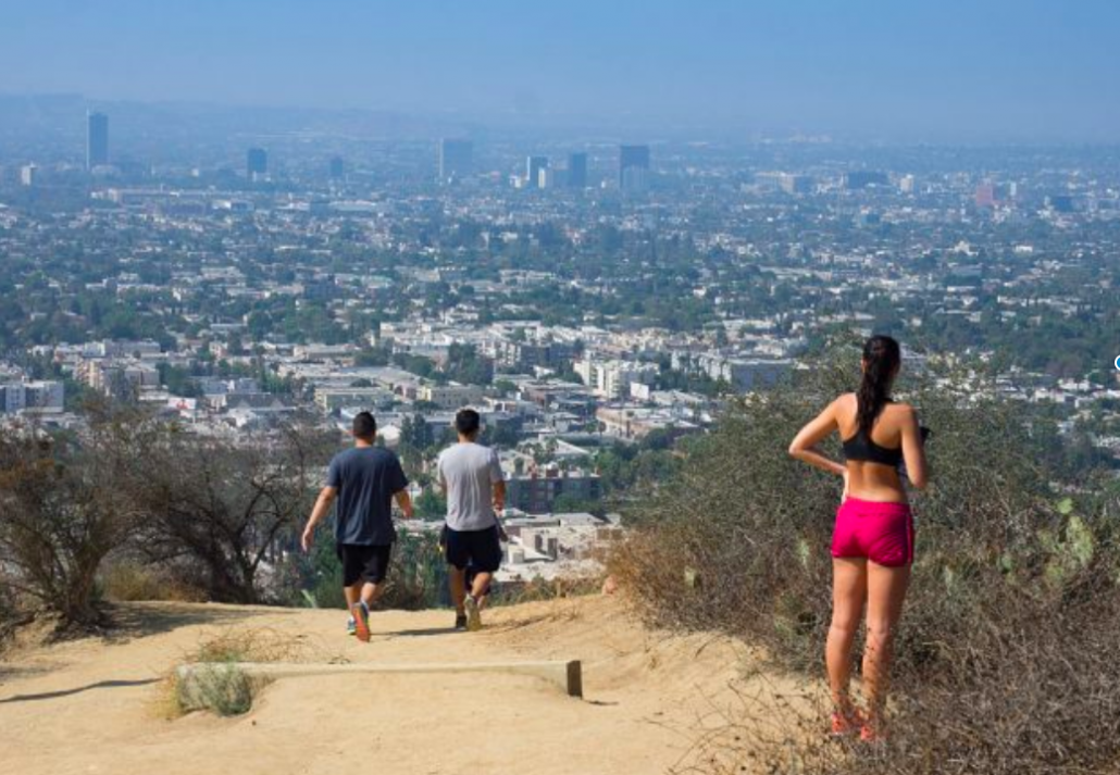 Runyon Canyon - Los Angeles, CA
