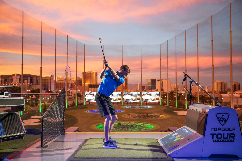 Topgolf Las Vegas, Nevada