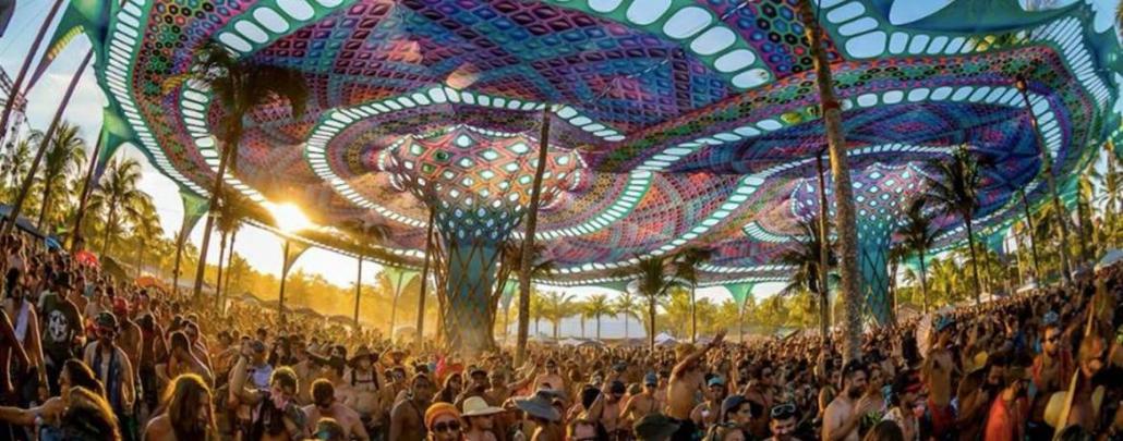 Universo Paralello festival 2020 in Praia de Pratigi – Bahia ...