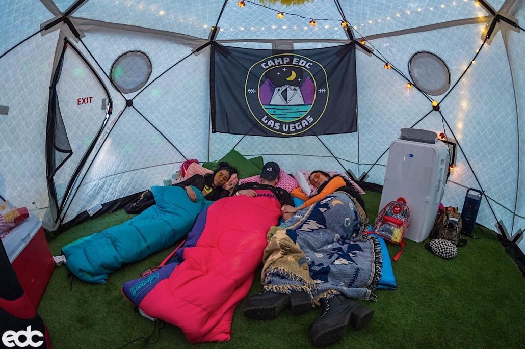 camp EDC interior