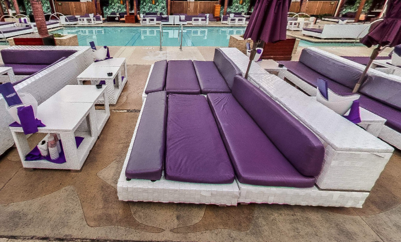 Marquee Dayclub Prime Daybed