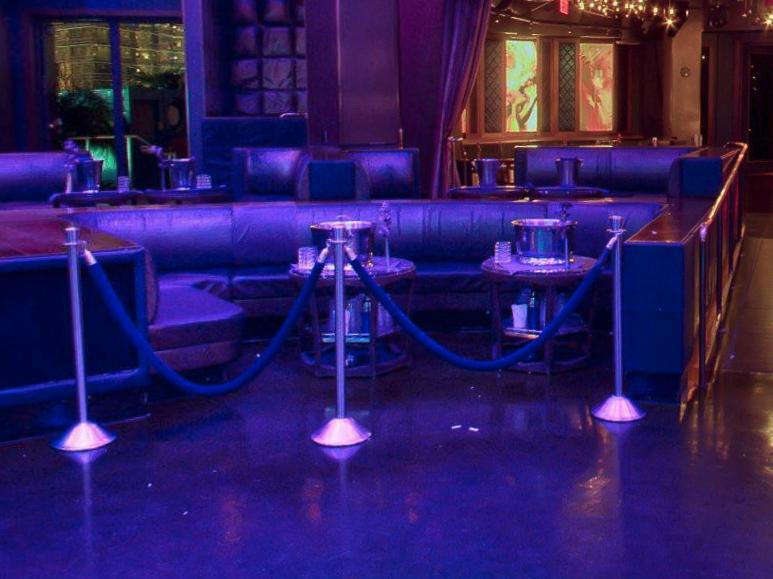 Marquee Nightclub Dance Floor Table
