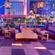 Omnia Terrace Strip View Table