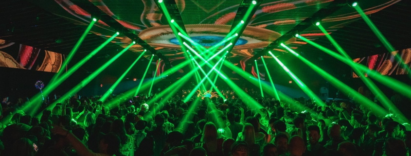 Academy Dance Floor Facing DJ