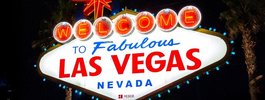 The Las Vegas Sign