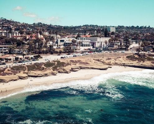 Image of San Diego Beach