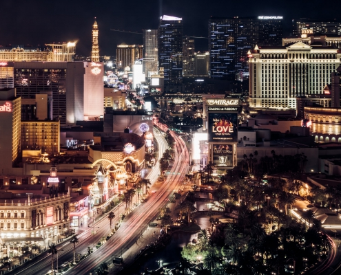 Image of Las Vegas at Night