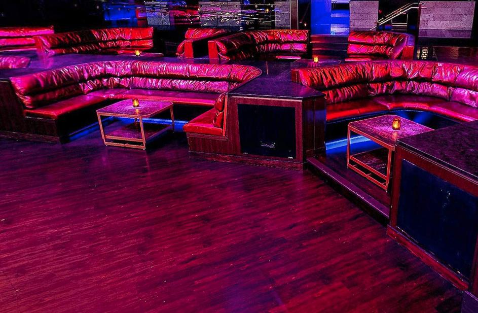 Hakkasan Dance Floor Table
