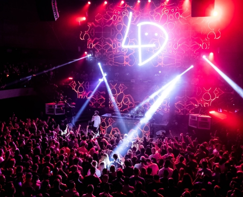 Lil Dicky performs at the best nightclubs in LA